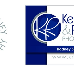 K&R Photography (Business Card & Watermark)