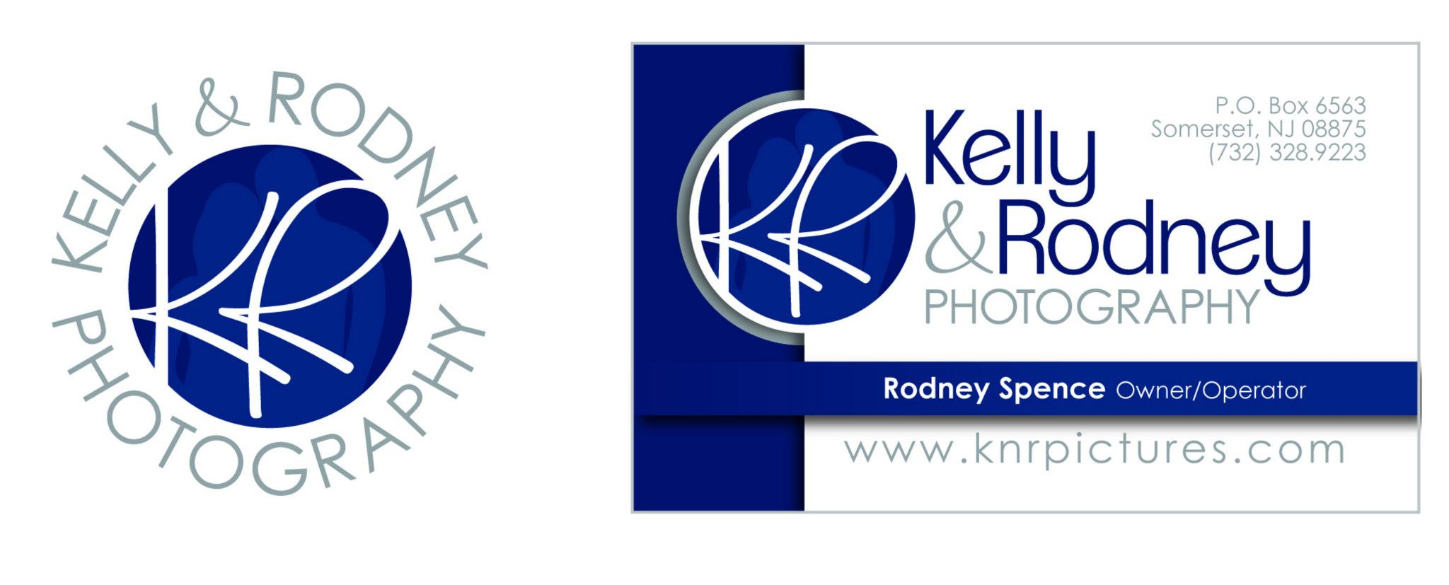 K&R Photography Business Card & Watermark