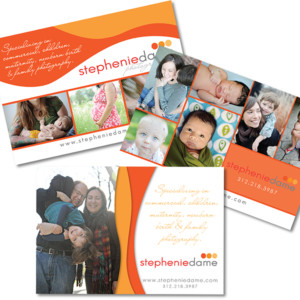 Postcard Design - Stephenie Dame Photography
