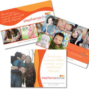 Postcard Design - Stephenie Dame Photography
