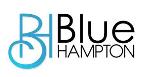 Blue Hampton Logo