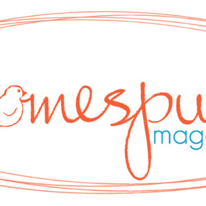 Homespun Magazine Logo