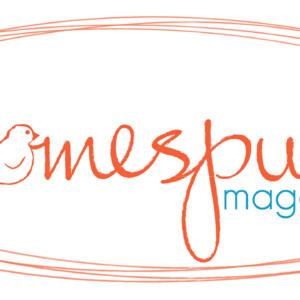 Homespun Magazine Logo