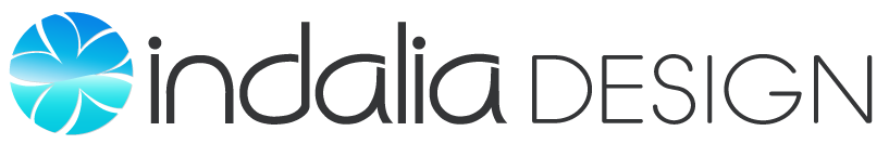 Indalia Design: Boutique Graphic Design Studio, Logo Design and Branding, Print and Web Design for Small Business