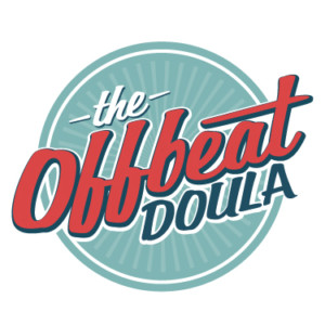 Offbeat Doula Logo Design