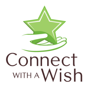 Connect with a Wish Logo