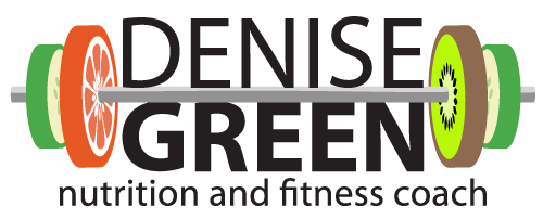 Nutrition & Fitness Coach Logo