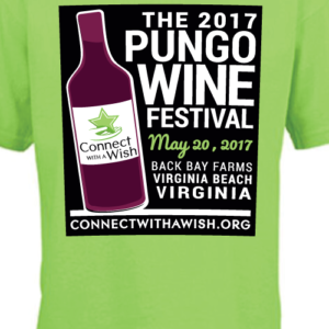Wine Festival Event T-Shirt Design