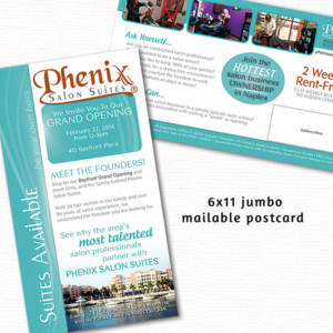 Phenix Salon Jumbo Mailer